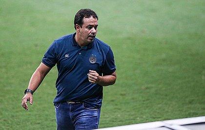 Dado diz que Bahia ainda precisa evoluir para conquistar os objetivos na temporada