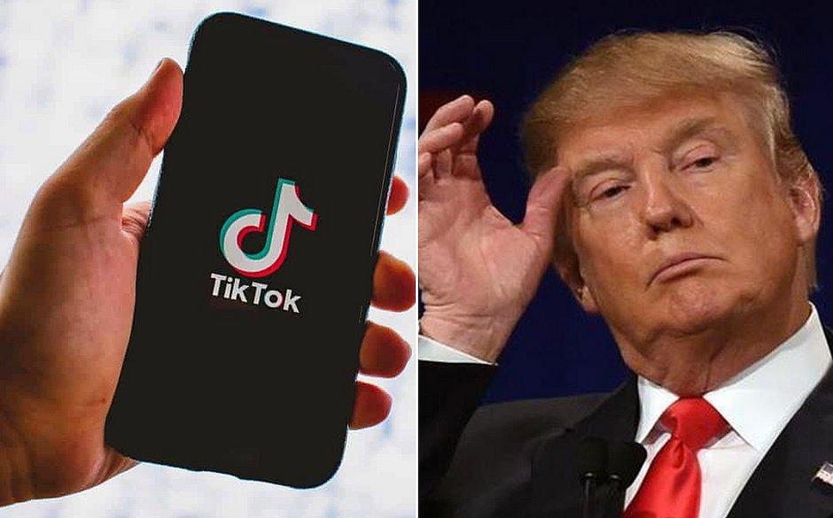 Trump aprova acordo que mantém operações do Tik Tok nos EUA