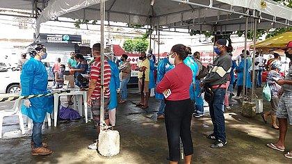 Bahia registra 40 mortes e 3.536 novos casos de covid-19 nas últimas 24 horas