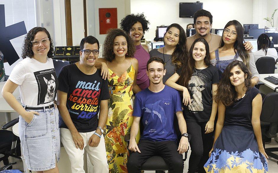 Mais de 40 profissionais que passaram pelo projeto foram selecionados para vagas no jornal ou em outras empresas da Rede Bahia