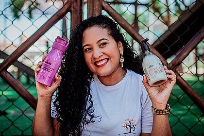 Izabela Lira conta como ampliou a atuação de consultora e começou o próprio negócio revendendo produtos cosméticos