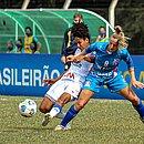Mulheres de Aço ainda não venceram no torneio (@andriellizambonin / Napoli)