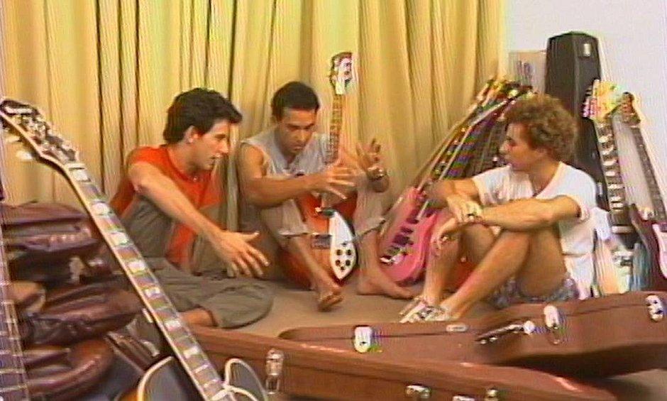 Os Quatro Paralamas: documentário conta história da banda carioca