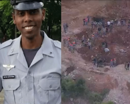 Corpo de PM de SP que estava desaparecido é encontrado em terreno