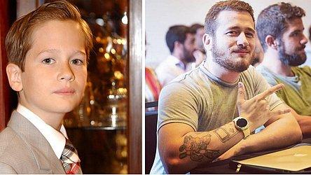 Guilherme Vieira foi Tonico, filho de Ana Francisca. Hoje é executivo de contas de uma feira de games