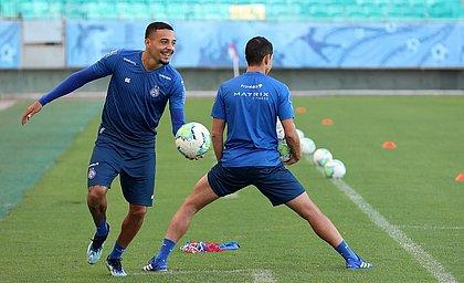 Partida contra o Santos, na Fonte Nova, vai marcar a despedida de Gregore após três anos defendendo o Bahia