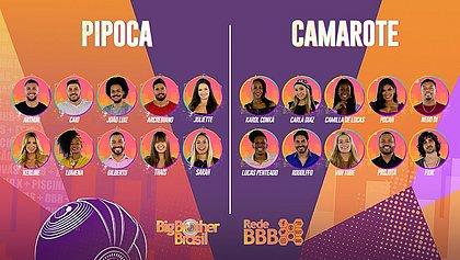 Globo ordena retirada de imagens de participantes do BBB em suas redes sociais