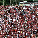 Setor terá capacidade máxima de 3 mil torcedores