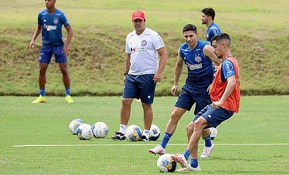 Bahia tem duelo decisivo contra o CRB, sábado, pela Copa do Nordeste
