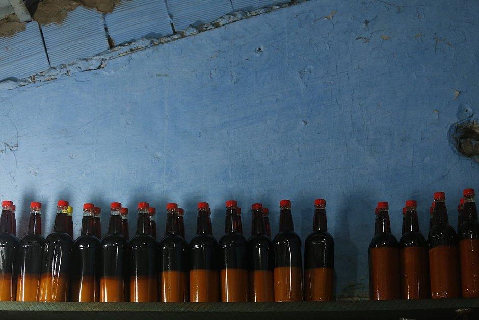 A redução da oferta do azeite de dendê, teria caído entre 20% e 30% em relação aos anos anteriores