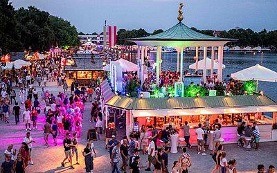 Festival do Lago Maschsee em Hannover