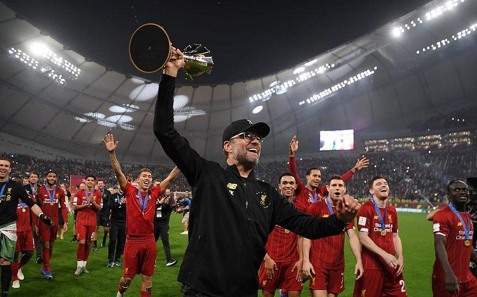 Liverpool é o melhor time do mundo segundo IFFHS; Flamengo é o 4ª