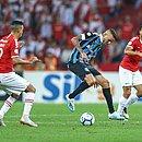 Luan fez o gol do Grêmio no Beira-Rio