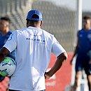 Roger vai ter prova de fogo nos próximos quatro jogos do Bahia