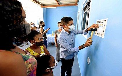 Morar Melhor inicia reforma de 200 casas em comunidade de Brotas