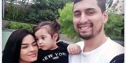Pai e filha morrem em desabamento de prédio no Rio de Janeiro