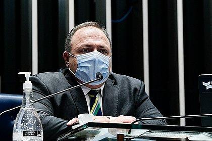 Ex-ministro Eduardo Pazuello é ouvido na CPI da Covid; assista
