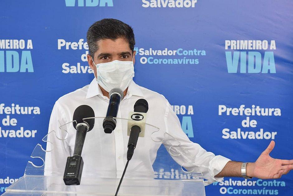 Neto diz que aumento de casos de covid preocupa: 'Receio com relação à 2ª onda'