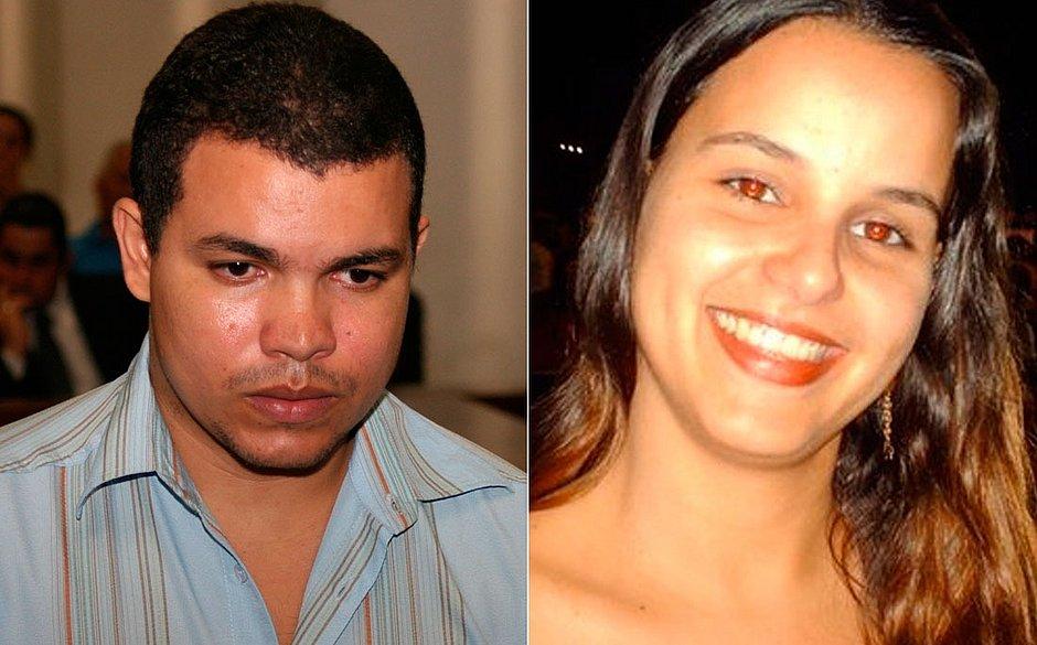 Ex-estudante de Direito é preso por morte de namorada com 38 facadas em 2007