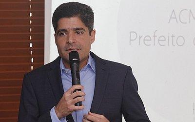 ACM Neto, prefeito de Salvador