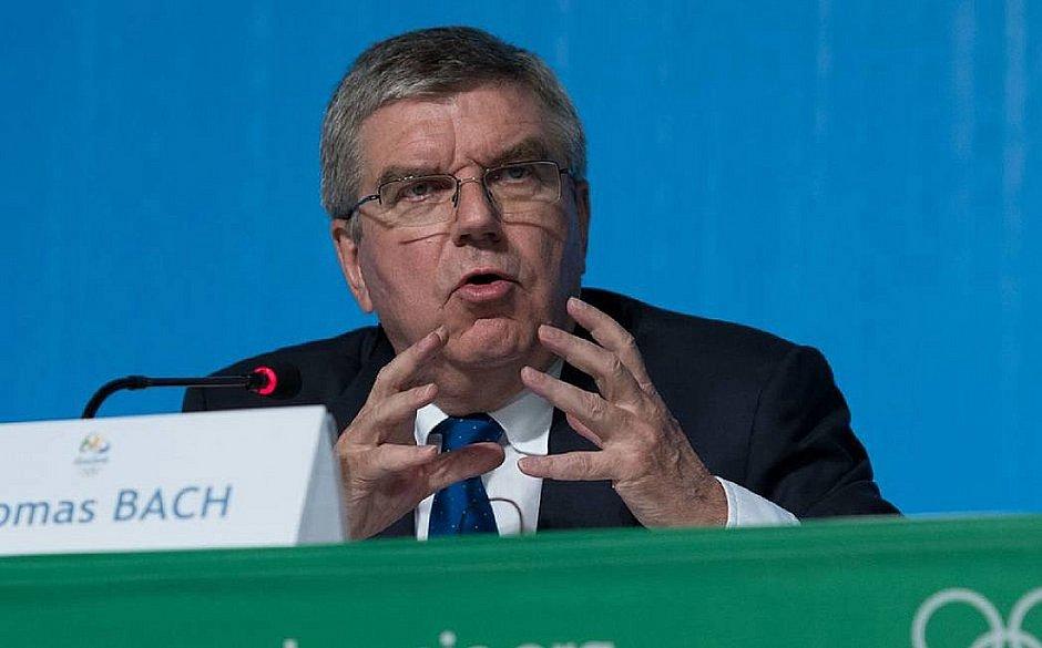 President do Comitê Olímpico Internacional, Thomas Bach