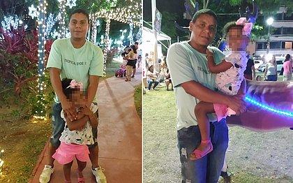 Vítima de tiroteio na BR-324 morre e deixa filha de 7 anos: 'Todo dia pergunta pelo pai'