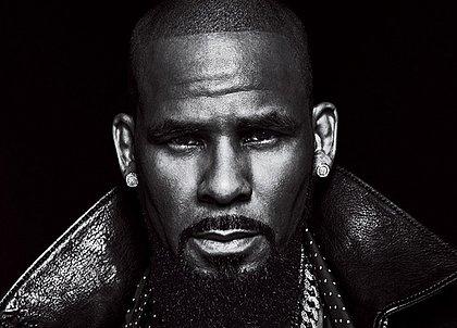 O cantor R.Kelly fez sucesso no Brasil com a música I Believe I Can Fly