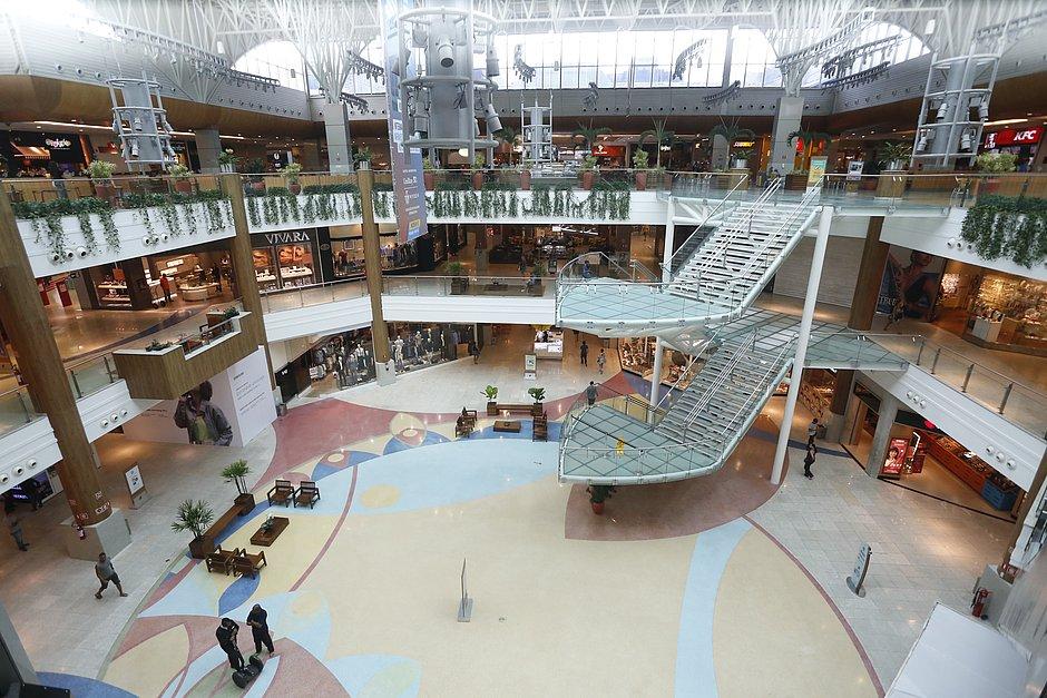 Lojista de shopping ficará isento do aluguel durante fechamento, diz Alshop