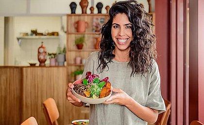 Bela Gil inaugura restaurante com produtos vegetarianos e orgânicos em São Paulo