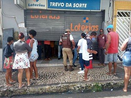 Prefeitura de Candeias anuncia 'lockdown' para combater a covid-19