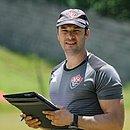 Antes auxiliar, Bruno Pivetti é o novo técnico do Vitória