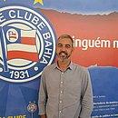 Marcelo Vilhena estava no Bahia desde março do ano passado