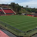 Vitória chegará ao jogo de número 755 no Barradão