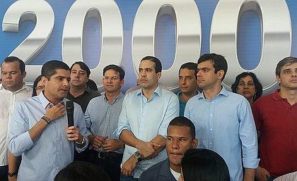 Unidade de saúde é obra nº 2 mil feita a pedido da população em Salvador