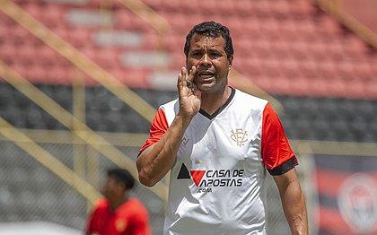 Técnico Rodrigo Chagas vai poupar pelo menos três titulares no Ba-Vi do Baiano