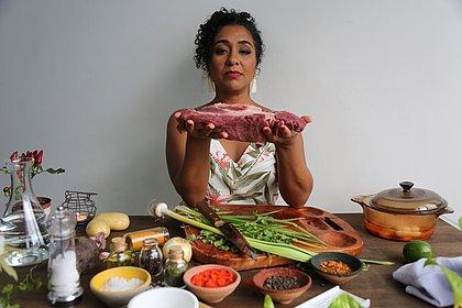 Espetáculo Medeia em Carne Viva