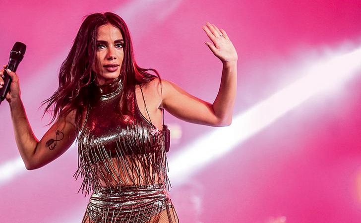 Anitta anuncia doença que vai diminuir seu ritmo nos shows