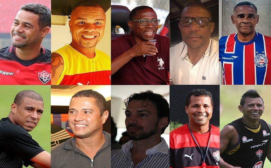Vários ex-jogadores da dupla Ba-Vi estarão presentes no Baba das Antigas