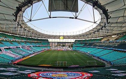 Bahia enfrentaria o Ceará neste sábado (2), na Fonte Nova