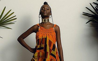 Modelo do Afro Fashion Day assina contrato com agência nacional