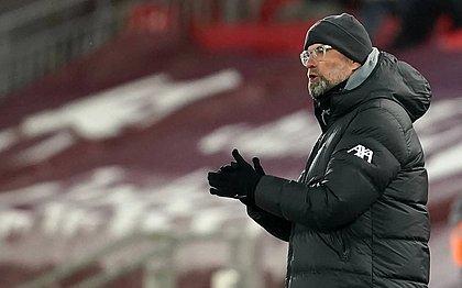 Klopp afastou a possibilidade de deixar o Liverpool