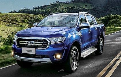 Carro comprado por Arthur Barata é um Ranger, da Ford