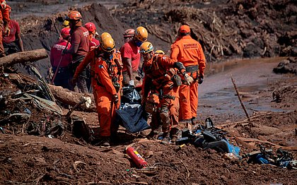 Sobe para 65 número de mortos em Brumadinho; veja lista dos identificados