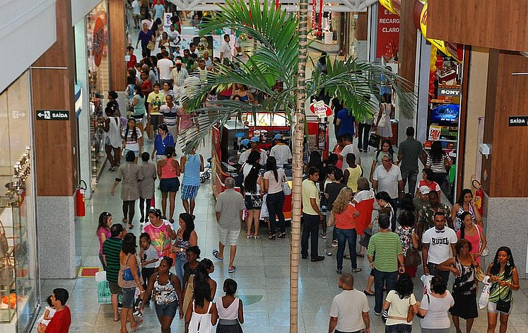 shoppings centers