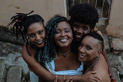 A banda instrumental Panteras Negras é formada apenas por mulheres