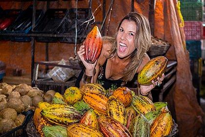Luciana Berry foi vencedora do Top Chef e do MasterChef britânico