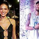 Bruna e Neymar estão curtindo o Carnaval de Salvador