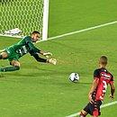 Ronaldo destacou-se na etapa final com grandes defesas