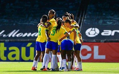 Seleção feminina venceu o penúltimo amistoso antes das Olimpíadas