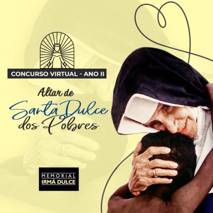 Memorial Irmã Dulce reabre para visitação e lança concurso virtual